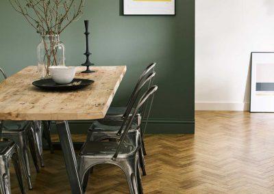 Boden-Tisch